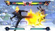 Ultimate Marvel VS Capcom 3 Character Pose 11