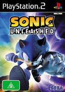 Unleashed box ps2 au
