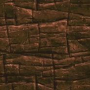 Brown rock texture