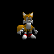 SonicAdventure2 TailsModel