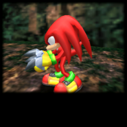 Sonic Adventure Credits (Knuckles 17)