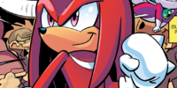 Knuckles the Echidna (Archie)