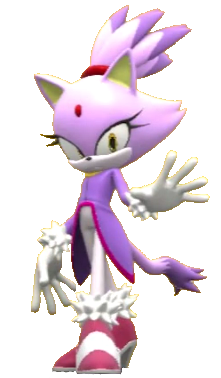 File:Blaze Sonic Generations Statue.png