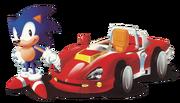 Sonic-Drift-2-Cyclone-Art