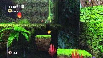 Sonic Adventure 2 (PS3) White Jungle Mission 3 A Rank