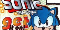 Sonic the Comic Issue 96