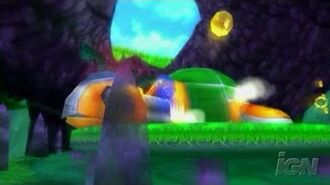 Sonic Rivals Trailer