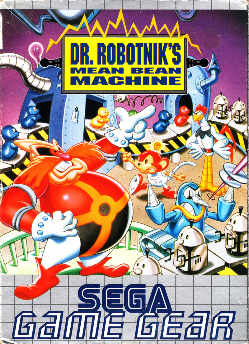 doctor robotniks bean machine