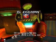 Dr. Eggman - Lava Shelter