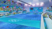 London - Aquatics Centre - Synchronised Swimming - Team