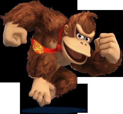 File:Donkey Kong SSB4.png