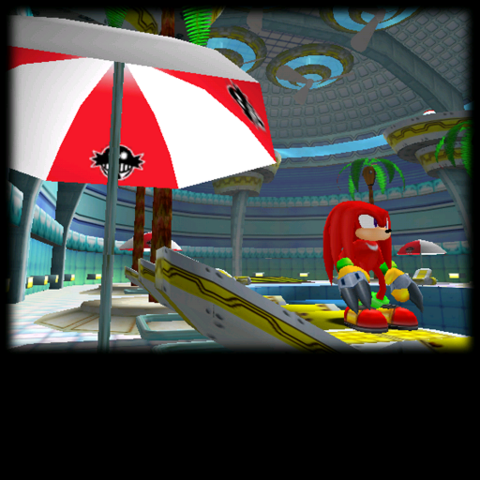 File:Sonic Adventure Credits (Knuckles 23).png