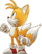 Sonic Jump - Miles Tails Prower Story