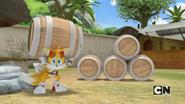 Lifting barrels