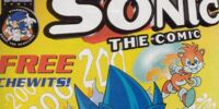 Sonic the Comic Issue 200