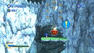 Sonic Generations Orange Wisp Capsule