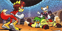 Rouge fight
