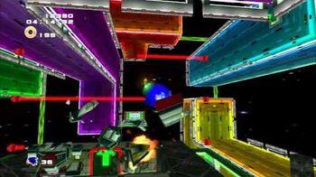 Sonic Adventure 2 (PS3) Crazy Gadget Mission 5 A Rank