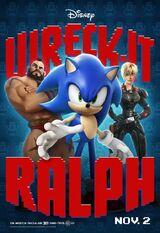 Wreck-It Ralph Sonic BS v4.0 Online2-610x889