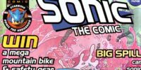 Sonic the Comic Issue 115