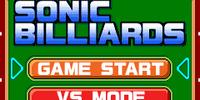 Sonic Billiards
