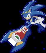 Sonic pose 53