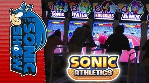 Sonic Athletics Full Gameplay
