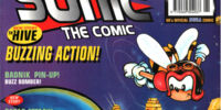 Sonic the Comic Issue 91