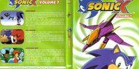 Sonic X Volume 7 (Australia)