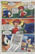 Sonic X issue 34 page 2