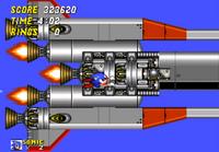 Sonic hitching rocket v2