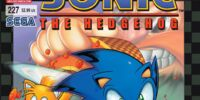 Archie Sonic the Hedgehog Issue 227