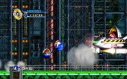 Flying Eggman Sonic the Hedgehog 4 Episode 1 3