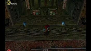 Sonic Adventure 2 Battle (GC) Aquatic Mine Mission 4 A Rank