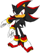 Sonic Channel - Shadow the Hedgehog 2012