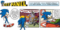Archie Sonic the Hedgehog Issue 252