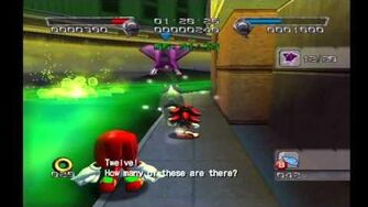 Shadow the Hedgehog Stage 4-1 Central City (Hero Mission no com)