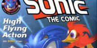 Sonic the Comic Issue 104