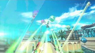 Sonic Free Riders Launch Trailer
