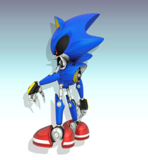 The Metal Day Metal Sonic