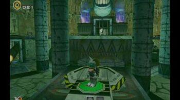 Sonic Adventure 2 Battle (GC) Egg Quarters Mission 4 A Rank
