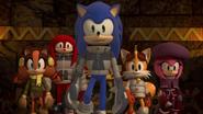 S2E17 Team Sonic