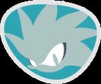 Mario Sonic Rio Silver Flag
