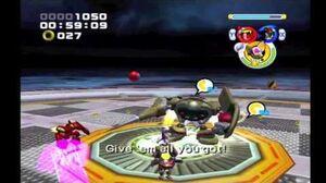 Sonic Heroes Egg Emperor (Team Dark)-0