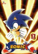Sonic X Vol 17