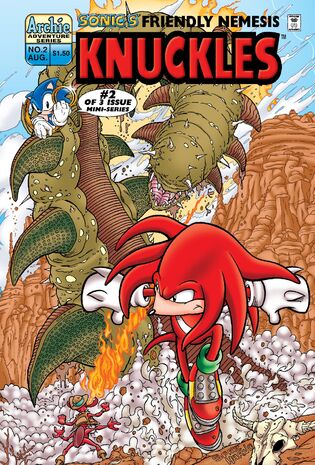 File:Archie Knuckles (miniseries) Issue 2.jpg