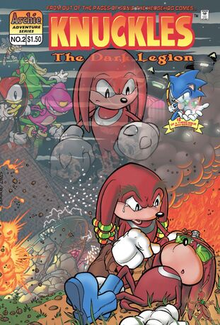 File:Archie Knuckles The Dark Legion Issue 2.jpg