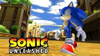 Sonic Unleashed Wii - Arid Sands Day 4K 60 FPS