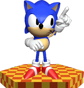 File:Sonic the Hedgehog - 3D Render.png