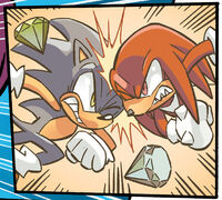 Sonic and Knuckles Sonic Adventure